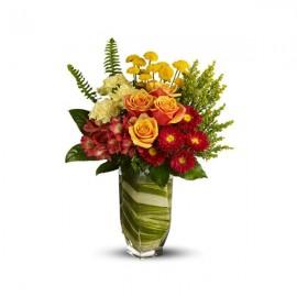 Livraison De Fleurs Pour Un Anniversaire Fleuriste
